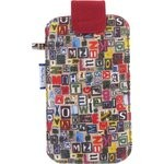 Big phone case multi letters - PPMC