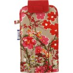 Flip phone case flower of cherry tree - PPMC