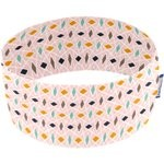 Stretch jersey headband  eclats roses d4 - PPMC