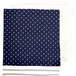 Kit Masque Barrière navy blue spots - PPMC