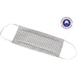 Adult Mask pastille blanc gris ex996 - PPMC