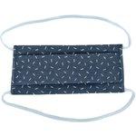 Masque barrière enfant silver straw jeans - PPMC