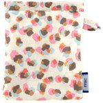 Make-up Remover Glove confetti aqua - PPMC