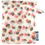Mini-Gant Démaquillant confetti aqua - PPMC