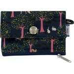 zipper pouch card purse autumn tale - PPMC