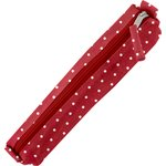 Mini pencil case red spots - PPMC
