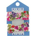 Small elastic bows purple meadow - PPMC