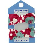 Small elastic bows ruby cherry tree - PPMC