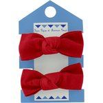 Small elastic bows red - PPMC