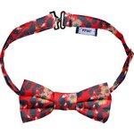 Kid bow-tie vermilion foliage - PPMC