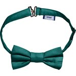 Kid bow-tie emerald green - PPMC