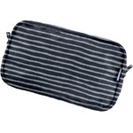 Belt bag striped silver dark blue - PPMC