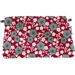 Coton clutch bag ruby cherry tree - PPMC