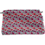 Coton clutch bag poppy - PPMC