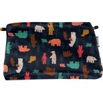 Coton clutch bag grizzly - PPMC