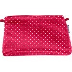 Coton clutch bag red spots - PPMC
