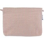 Coton clutch bag copper stripe - PPMC