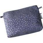 Tiny coton clutch bag silver star jeans - PPMC