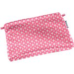 Mini pochette coton   fleurette blush - PPMC