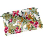 Tiny coton clutch bag ibis - PPMC