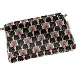 Mini pochette coton  ours pop - PPMC