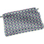 Tiny coton clutch bag ethnic sun - PPMC