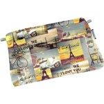 Mini pochette coton   vintage - PPMC