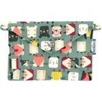 Little envelope clutch animals cube - PPMC