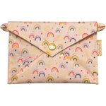 Little envelope clutch rainbow - PPMC