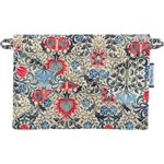 Little envelope clutch azulejos - PPMC