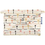 Little envelope clutch   copa-cabana - PPMC