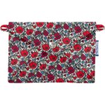 Little envelope clutch poppy - PPMC