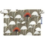 Little envelope clutch flamingo - PPMC