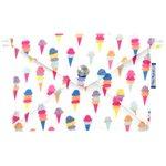 Little envelope clutch ice cream - PPMC