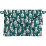 Little envelope clutch bunny - PPMC
