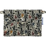 Little envelope clutch mosaïka - PPMC
