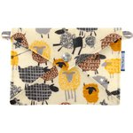 Little envelope clutch yellow sheep - PPMC
