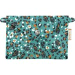 Little envelope clutch jade panther - PPMC