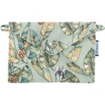 Little envelope clutch paradizoo mint - PPMC