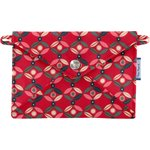 Little envelope clutch paprika petal - PPMC