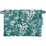 Little envelope clutch celadon violette - PPMC
