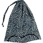 Lingerie bag parts blue night - PPMC