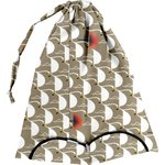 Lingerie bag flamingo - PPMC