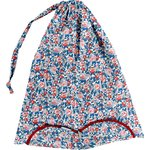 Lingerie bag flowered london - PPMC