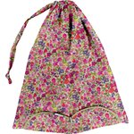 Lingerie bag purple meadow - PPMC