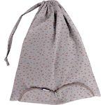 Sac lingerie triangle cuivré gris - PPMC