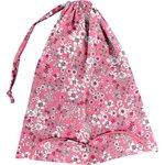 Sac lingerie violette rose - PPMC