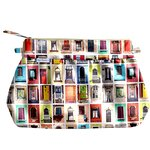 Pleated clutch bag 1001 doors - PPMC