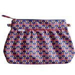 Pleated clutch bag buttercup - PPMC