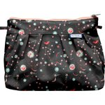 Pleated clutch bag constellations - PPMC